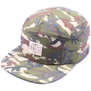 Casquettes Jbb Couture Casquette 5 panel  Camouflage