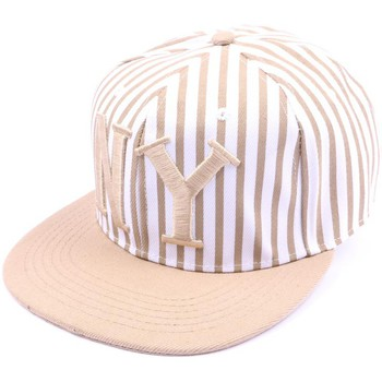 Casquettes Jbb Couture Snapback  Sable