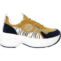 Chaussures Femme Baskets basses No Name nitro jogger nylon jaune