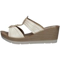 Chaussures Femme Sandales et Nu-pieds Inblu EL 1 BLANC