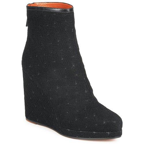 Chaussures Femme Bottines Missoni TONSU Noir