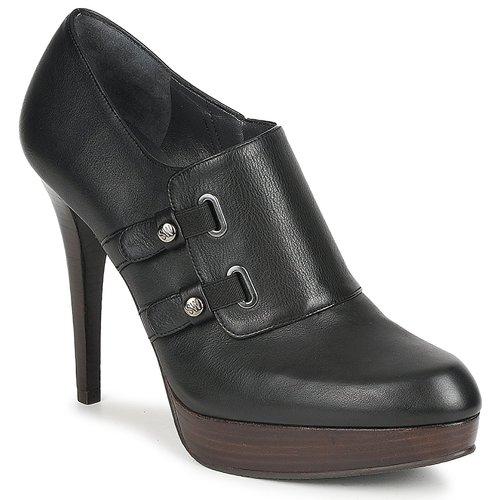 Chaussures Femme Low boots Stuart Weitzman TWO BUCKS Noir