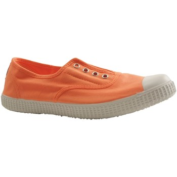 Chaussures Femme Baskets basses Cienta 70997 ORANGE