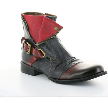 Chaussures Homme Boots Kdopa DETROIT ROUGE