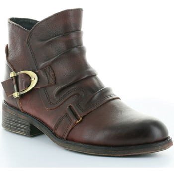 Chaussures Femme Boots Kdopa ALERIA ROUGE