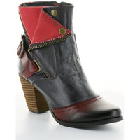 Chaussures Femme Boots Kdopa CELIA ROUGE