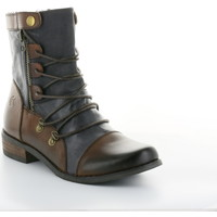 Chaussures Femme Boots Kdopa ELLY MARRON