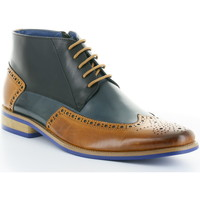 Chaussures Homme Boots Kdopa TOLIARA GOLD BLEU