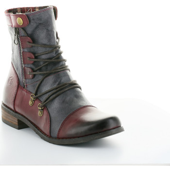 Chaussures Femme Boots Kdopa ELLY ROUGE