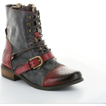 Chaussures Femme Boots Kdopa GWEN ROUGE