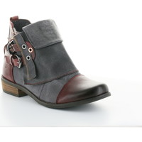 Chaussures Femme Boots Kdopa MAUD ROUGE