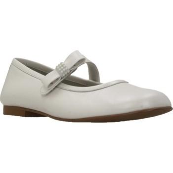 Chaussures Fille Ballerines / babies Landos 8186AE Blanc