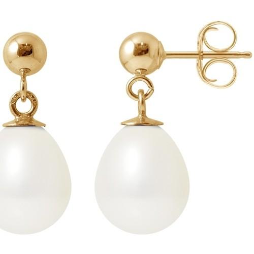 D'oreilles Pearls Bps W Femme Multicolore Boucles K608 Blue doreWCxB