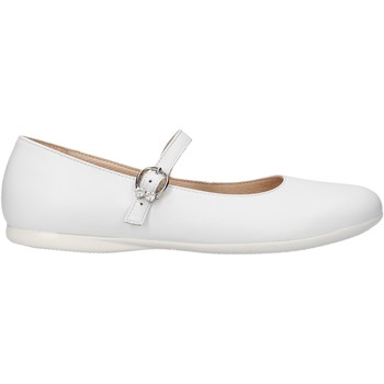 Chaussures Fille Baskets mode Chiara Luciani - Ballerina bianco 1014 BIANCO
