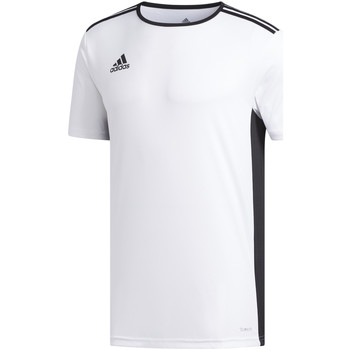 Vêtements Garçon T-shirts manches courtes adidas Originals - T-shirt bianco CD8438 J BIANCO