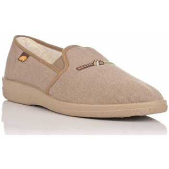 Chaussures Homme Espadrilles Doctor Cutillas 21107 Taupe