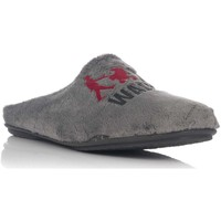 Chaussures Homme Chaussons Vulladi 2636-123 Gris
