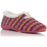 Chaussures Femme Chaussons Garzon 7900.202 Multicolor