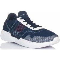 Chaussures Homme Baskets basses Tommy Hilfiger FM02028 Azul