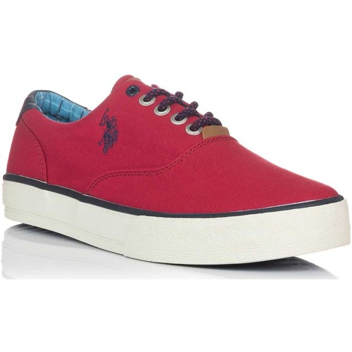 Chaussures Homme Baskets basses U.S Polo Assn. THEODOR Rojo