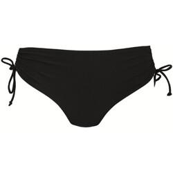 Vêtements Femme Maillots de bain séparables Rosa Faia Bas de maillot de bain shorty Island Hopping Noir Noir