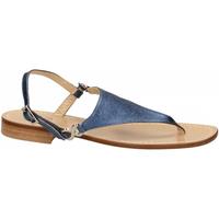 Chaussures Femme Sandales et Nu-pieds Paolo Ferrara CUOIO NATURALE blue