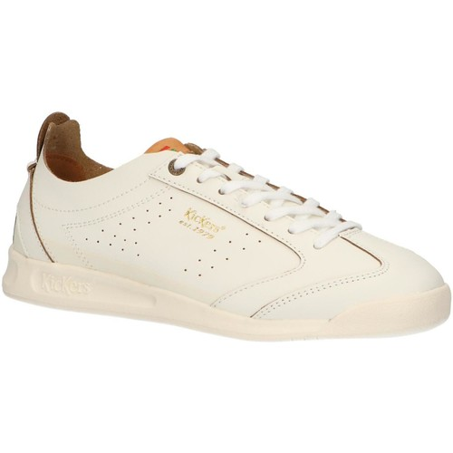 Chaussures Femme Multisport Kickers 596882-50 KICK 18 Blanco