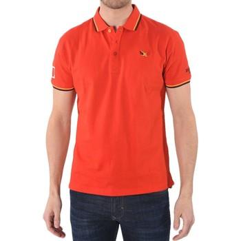 Vêtements Homme Polos manches courtes Kaporal Polo manches courtes Belgique H Orange Orange