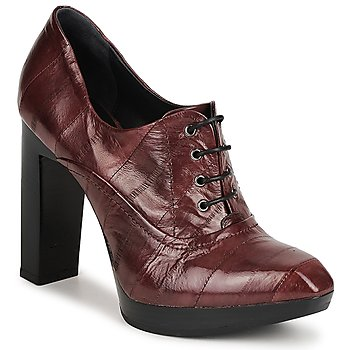 Chaussures Femme Low boots Fabi FD9734 Marron