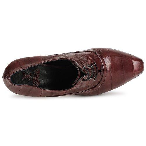 Low Fabi Boots Femme Fd9734 Marron ONXZP8n0wk