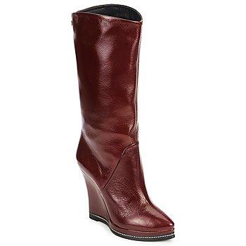 Bottines / Boots Fabi FD9737 Bordeaux 350x350