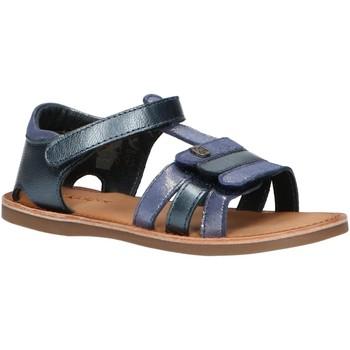 Chaussures Fille Sandales et Nu-pieds Kickers 693540-10 DIAMS Azul