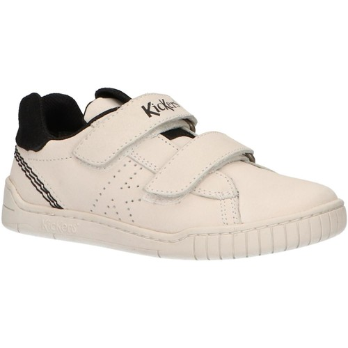 Chaussures Enfant Multisport Kickers 694870-30 WIZZ Blanco