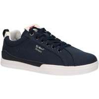 Chaussures Enfant Baskets basses Kickers 686090-30 TAMPA CDT Azul