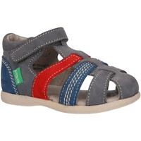 Chaussures Garçon Sandales et Nu-pieds Kickers 102987-10 BABYSUN Azul