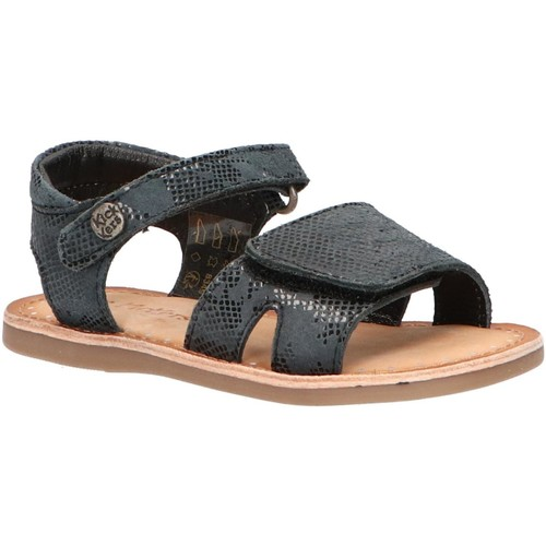 Chaussures Fille Sandales et Nu-pieds Kickers 693520-10 DIVIMOI Negro