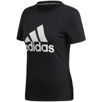 Vêtements Femme T-shirts manches courtes adidas Originals Must Haves Badge OF Sport Noir