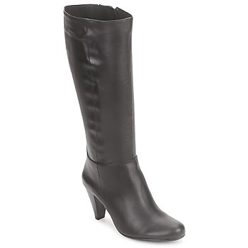 Chaussures Femme Bottes ville So Size ARDEIN Noir