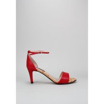 Chaussures Femme Sandales et Nu-pieds Krack LINO rouge