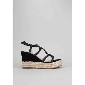 Chaussures Femme Espadrilles D'angela DJM15569 Noir