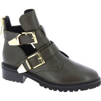 Chaussures Femme Bottines Steve Madden 91000599 10001 05025 Cachi