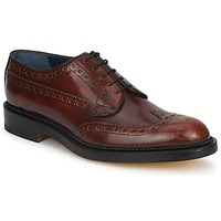 Chaussures Homme Derbies Barker ANDERSON Marron