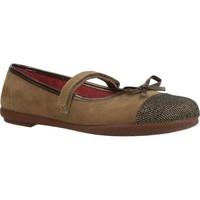 Chaussures Fille Ballerines / babies Duvic 6229 Brun