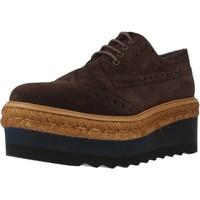Chaussures Femme Derbies Mamalola 531J Marron