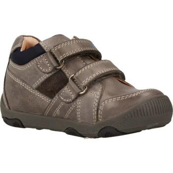 Chaussures Garçon Baskets basses Geox B NEW BALU' BOY Gris