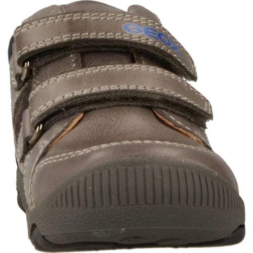 Basses Balu' Chaussures Gris Garçon Geox New Baskets B Boy 9E2IWYHeDb