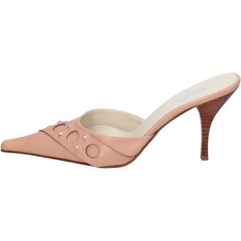 Chaussures Femme Sandales et Nu-pieds Gozzi Ego sandales cuir beige