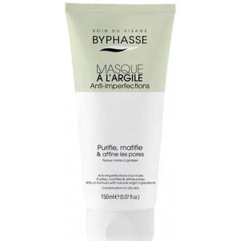 Beauté Femme Masques & gommages Byphasse Masque visage à l'argile Anti imperfections   150ml... Autres