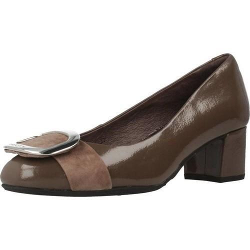 Chaussures Femme Escarpins Stonefly LESLIE 1 NAPLACK Marron