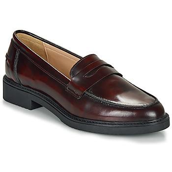 Chaussures Femme Mocassins André NERE Bordeaux